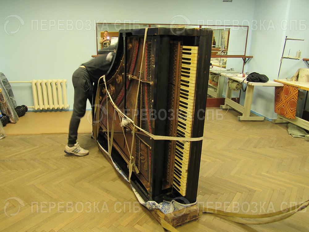 Перевозка пианино и рояля