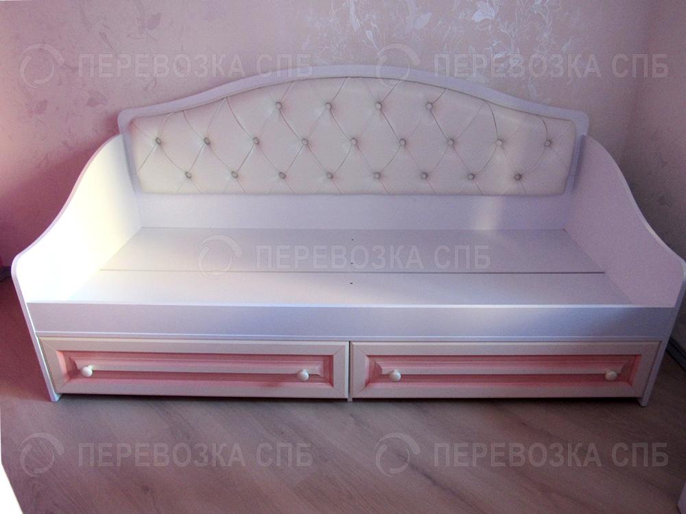 перевозка дивана СПб